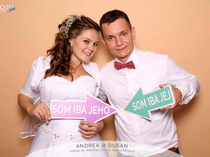 Chránené heslom: 12.9.2015 | Svadba Andrea & Dušan, Šípková