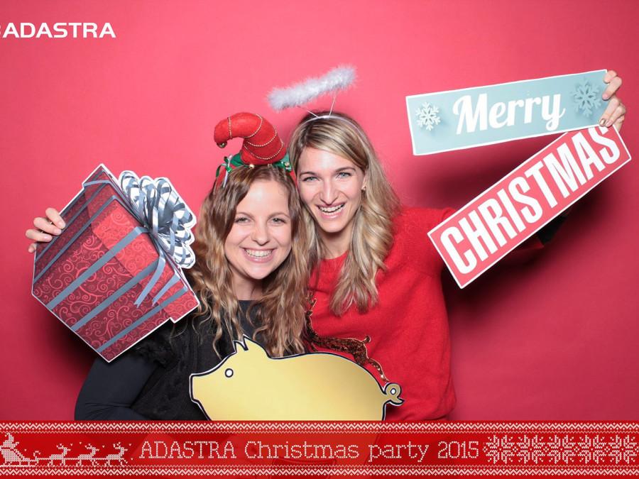 18.12.2015   Adastra Christmas party, Korzo restaurant, Bratislava