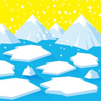 land of ice FOTOKÚTIK.sk - PHOTOBOOTH.sk