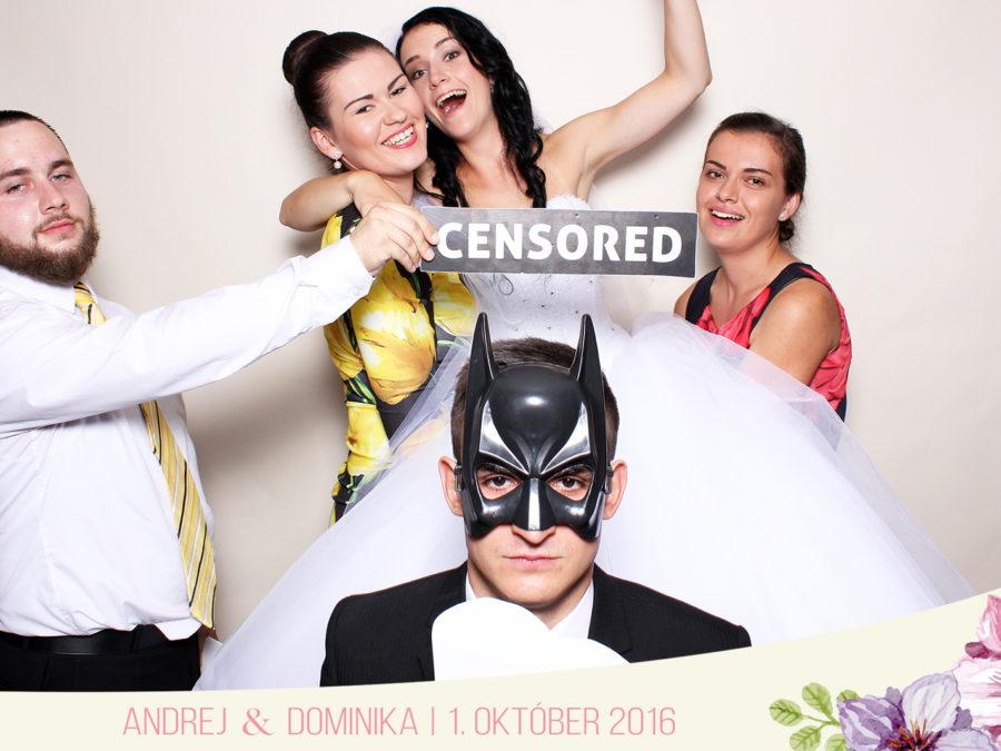 1.10.2016 | Svadba Andrej & Dominika, El Toro - Vural, Žilina