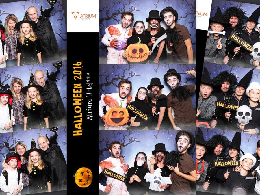31.10.2016 | HALLOWEEN 2016, Atrium hotel, Vysoké Tatry
