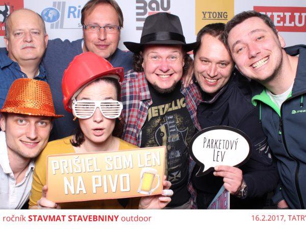 16.2.2017 | 4. ročník STAVMAT STAVEBNINY Outdoor, Hotel Atrium, Vysoké Tatry