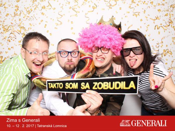 10.2.2017 | Zima s GENERALI, Hotel Slovan, Tatranská Lomnica