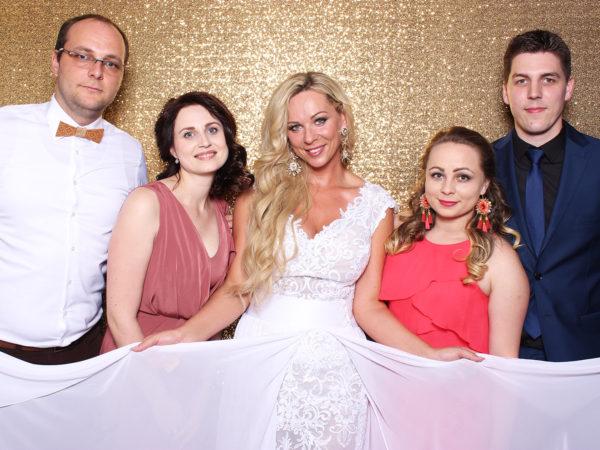 2.6.2017   Svadba Pán a Pani Majtánovci, Hotel Diana, Stráža