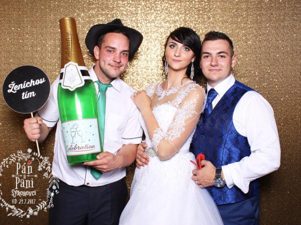 29.7.2017 | Svadba Pán a Pani Sýkorovci, Hotel Tatra Inn, Čadca