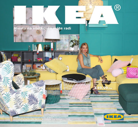 ikea katalog 2018 t lov selfie fotob dka. Black Bedroom Furniture Sets. Home Design Ideas
