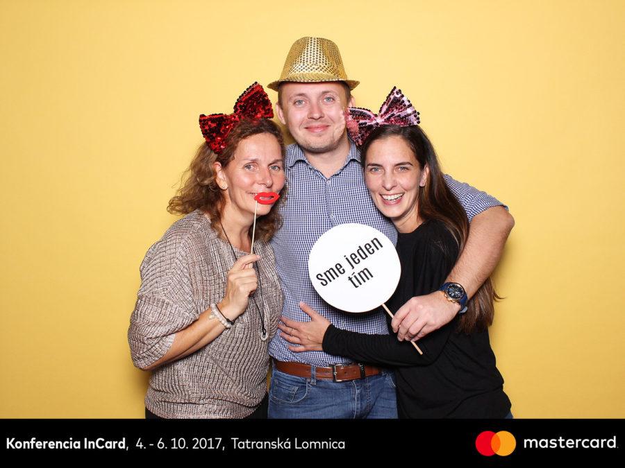 5.10.2017 | mastercard - InCard konferencia, Hotel International, Veľká Lomnica