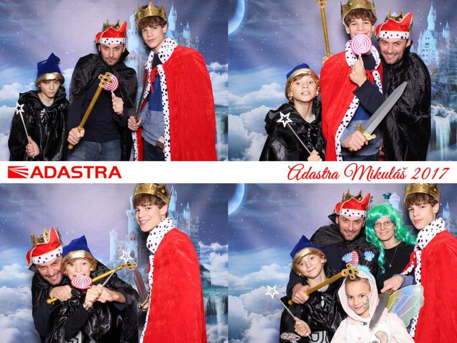 5.12.2017 | ADASTRA Mikuláš 2017, DoubleTree by Hilton, Bratislava