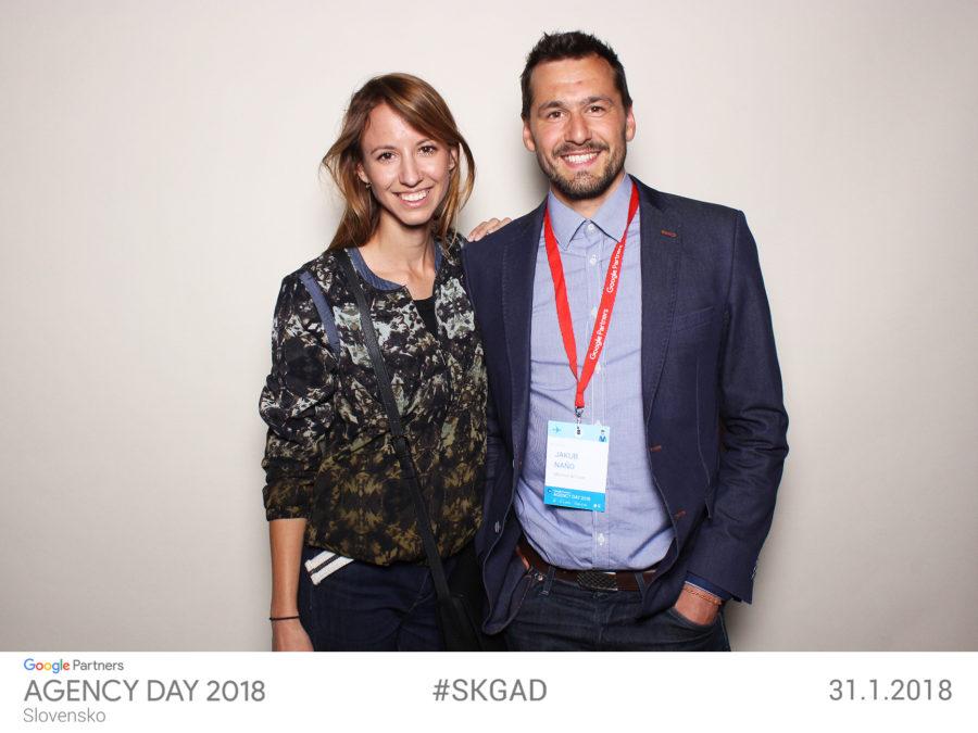 31.1.2018 | GOOGLE Agency Day 2018, Nová Cvernovka, Bratislava