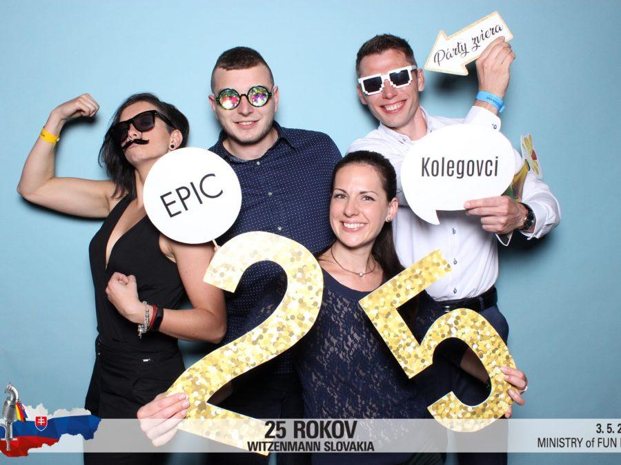 3.5.2018   25 Rokov WITZENMANN Slovakia, Ministry of Fun, Banská Bystrica