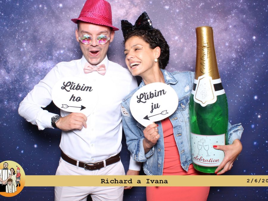 2.6.2018   Svadba Richard & Ivana, Hotel pod Lipou, Modra