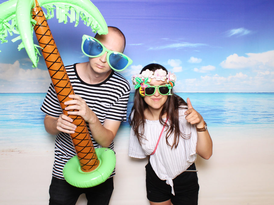 16.6.2018 | LafargeHolcim Summer party, Beach club, Košice