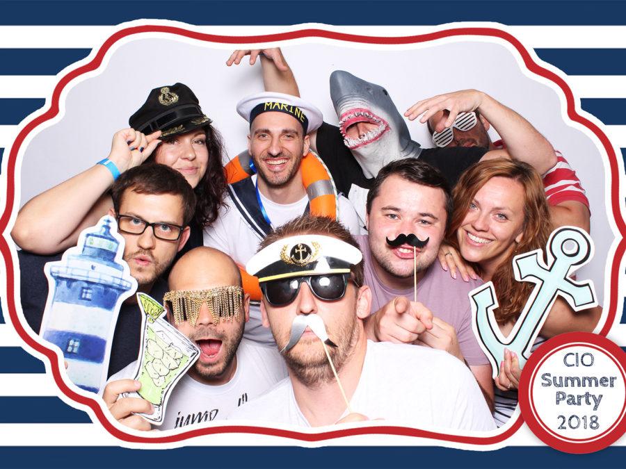 12.7.2018   IBM CIO Summer party 2018, Pláž pod UFOm, Bratislava