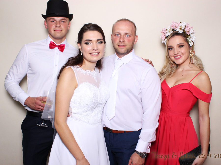 22.9.2018 | Svadba Tereza & Lukáš, Kultúrny Dom, Zázrivá