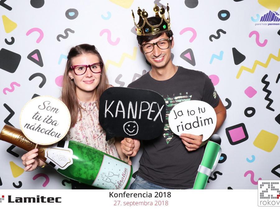 27.9.2018 | Lamitec konferencia 2018, Grand Hotel Permon, Podbanské