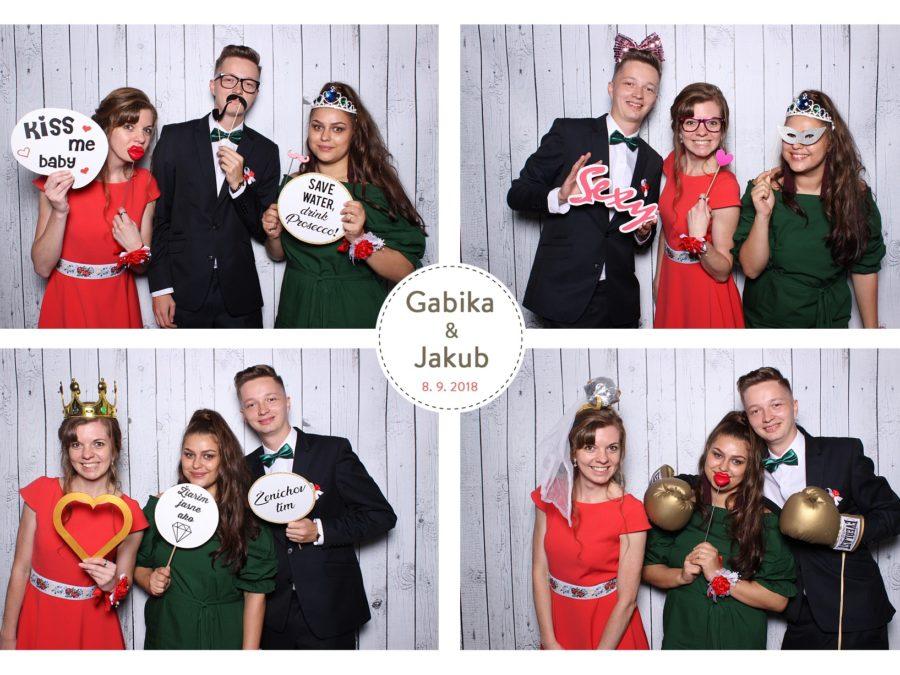 8.9.2018 | Svadba Gabika & Jakub,  Château Gbeľany
