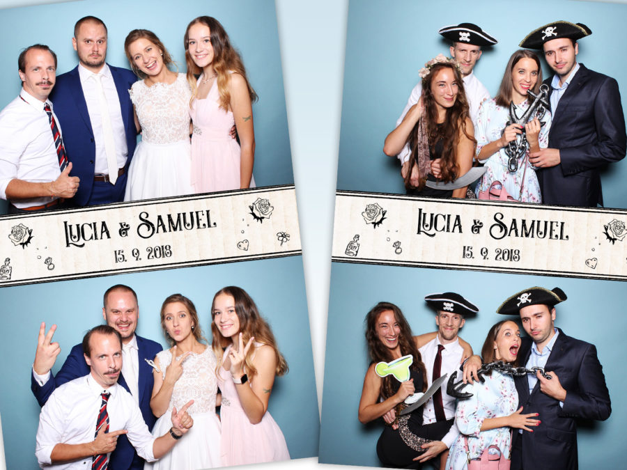 15.9.2018   Svadba Lucia & Samuel, Rivers Club, Bratislava