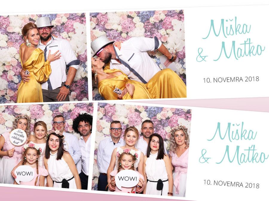 10.11.2018 | Svadba Miška & Maťko, Village resort Hanuliak, Belá