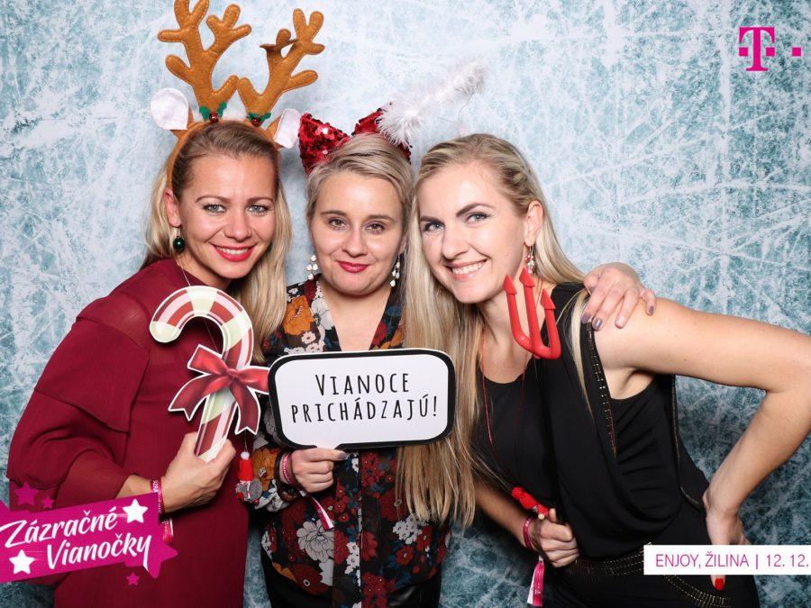 12.12.2018 | TELEKOM Zázračné Vianočky, Enjoy club, Žilina