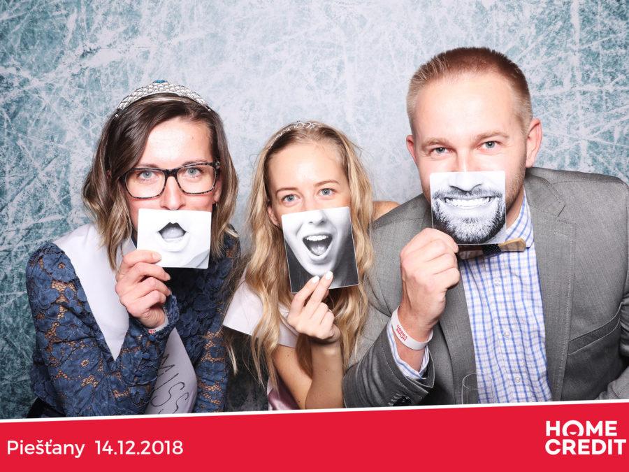 14.12.2018 | Home Credit Vianočný večierok, Piešťanský Pivovar, Piešťany