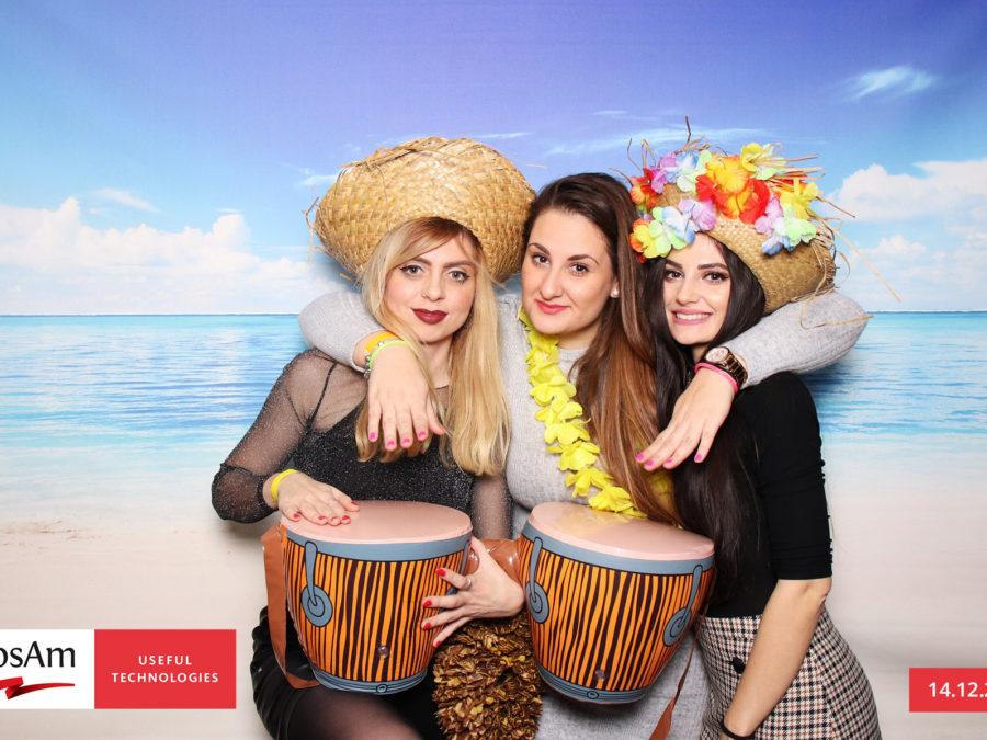 14.12.2018 | POSAM Hawaii party, La Bomba Dance Club, Bratislava