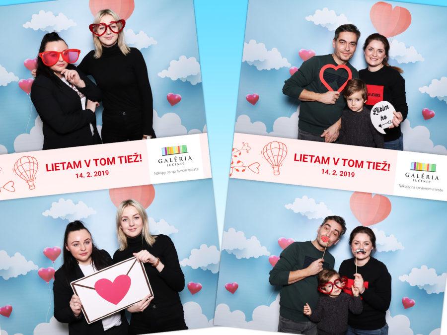 14.02.2019 | Valentín 2019, OC Galéria Lučenec