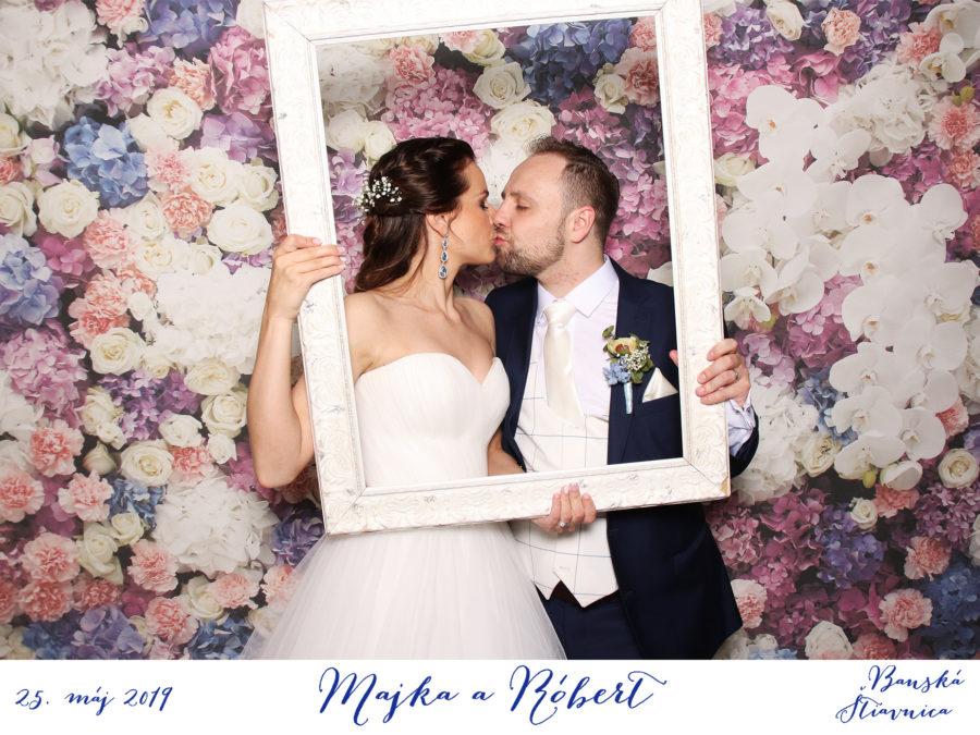 25.05.2019 | Svadba Majka a Róbert, Hotel Grand Matej, Banská Štiavnica