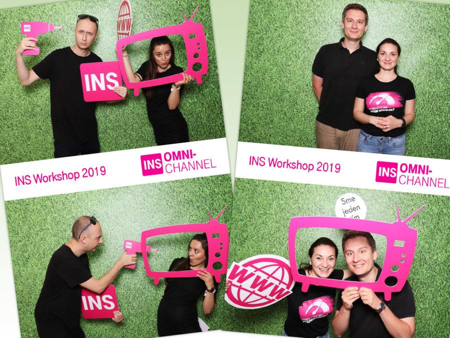 10.06.2019 | Telekom INS Workshop 2019, Školiace stredisko Hrabiny