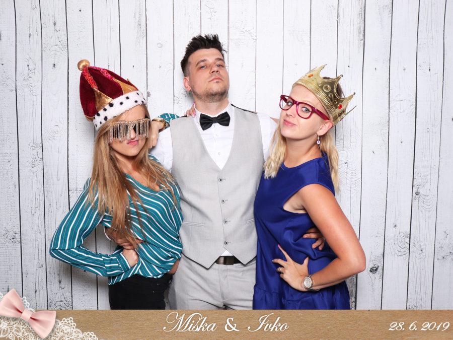 28.06.2019 | Svadba Miška & Ivko, Sála pod kostolom, Žilina
