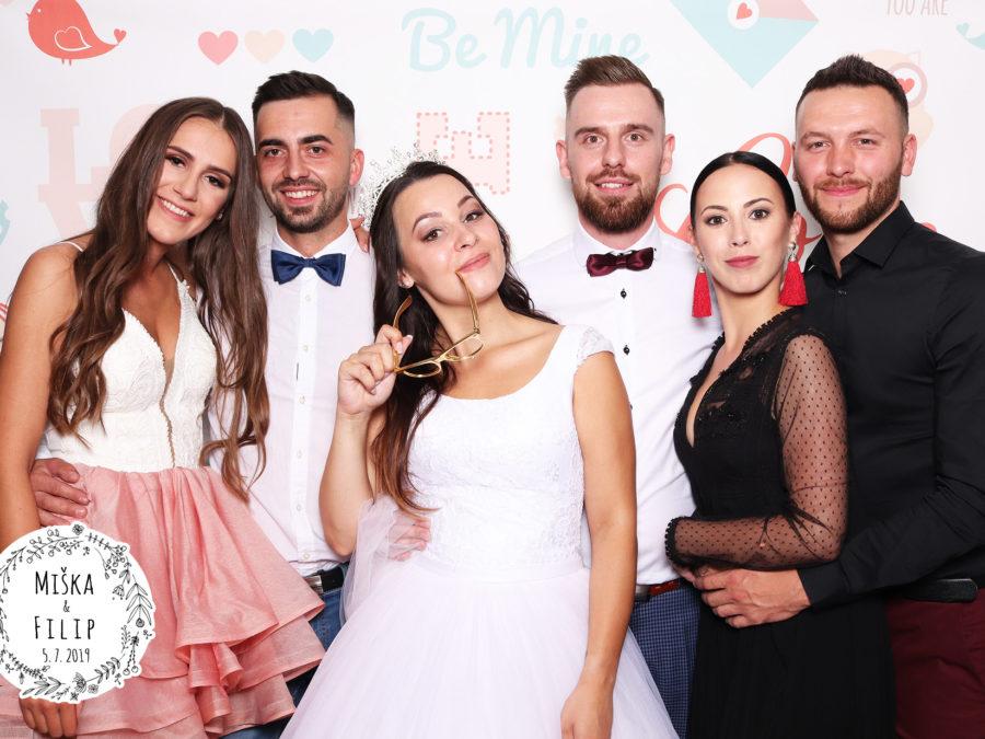 05.07.2019 | Svadba Miška & Filip, KD Zborov nad Bystricou