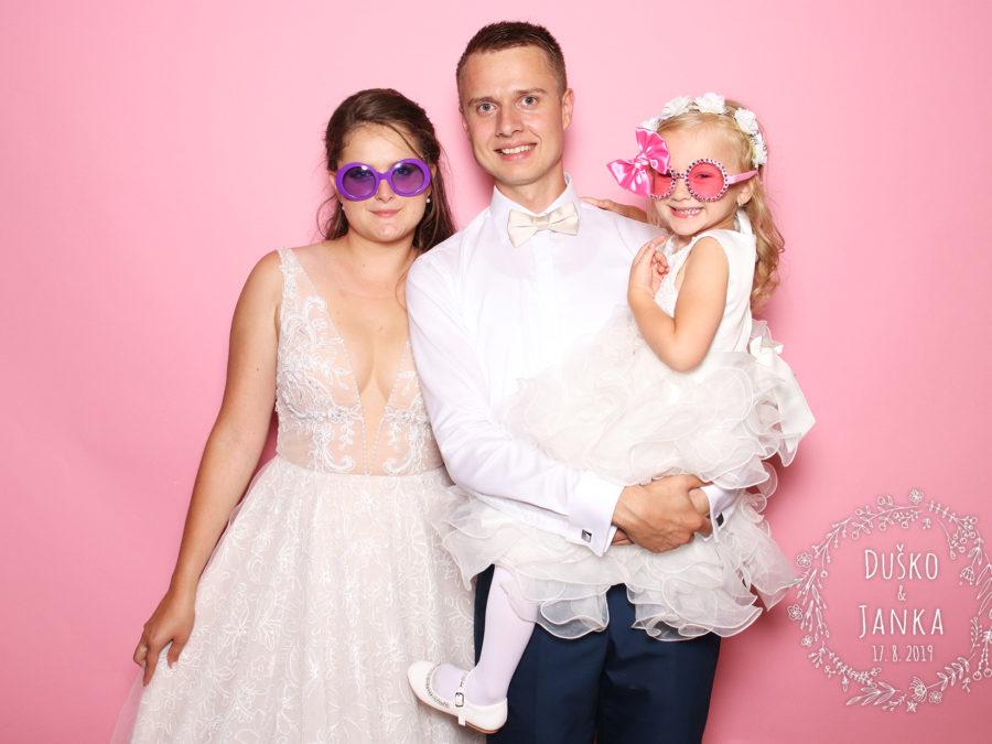 17.08.2019 | Svadba Duško & Janka, KD Zázrivá