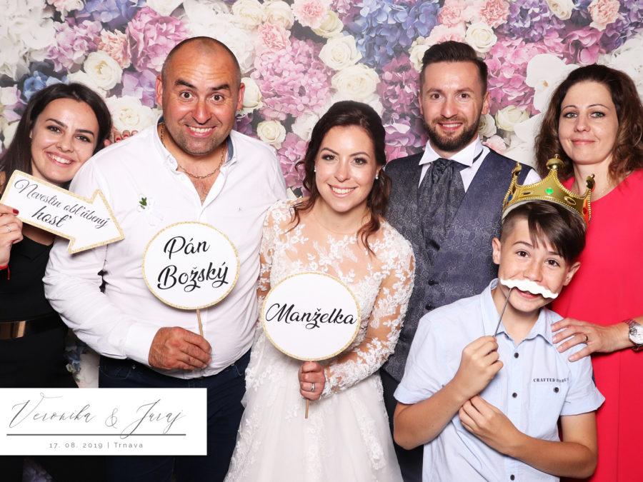 17.08.2019 | Svadba Veronika & Juraj, Relax Aqua & Spa, Trnava