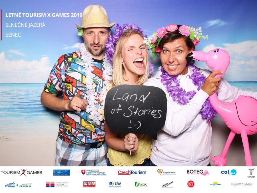 06.09.2019 | LETNÉ TOURISM X GAMES 2019, Slnečné jazerá, Senec
