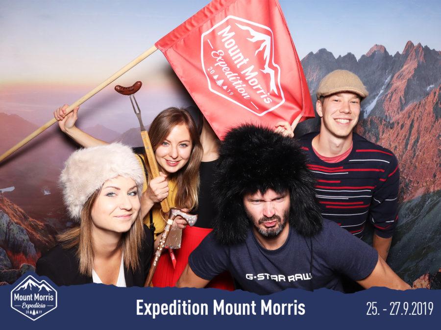 26.09.2019 | Expedition Mount Morris, Hotel Lomnica, Vysoké Tatry