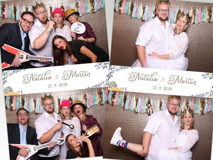 13.09.2019 | Svadba Natália & Martin, Hotel Marlene, Oščadnica
