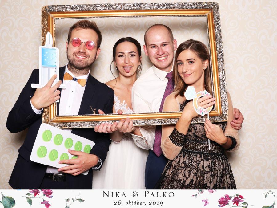 26.10.2019   Svadba Nika & Palko, Hotel Boboty, Terchová