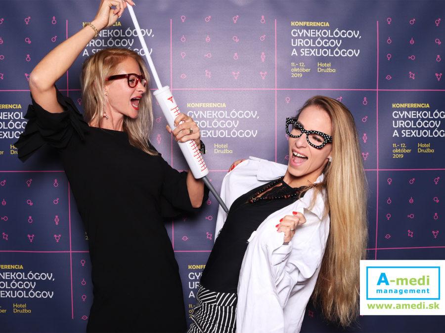 11.10.2019   Konferencia gynekológov, urológov a sexuológov, Hotel Družba, Jasná
