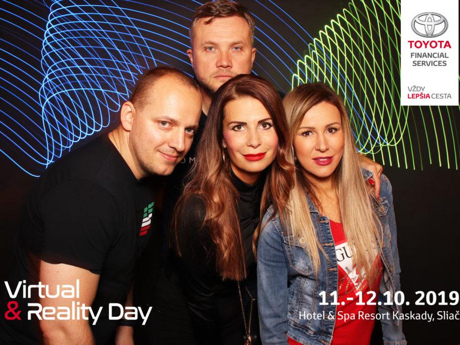 11.10.2019 | Virtual & Reality Day, Hotel & Spa Resort Kaskady, Sliač