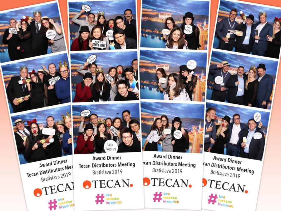 05.11.2019   TECAN Award Dinner, Reštaurácia HRAD, Bratislava