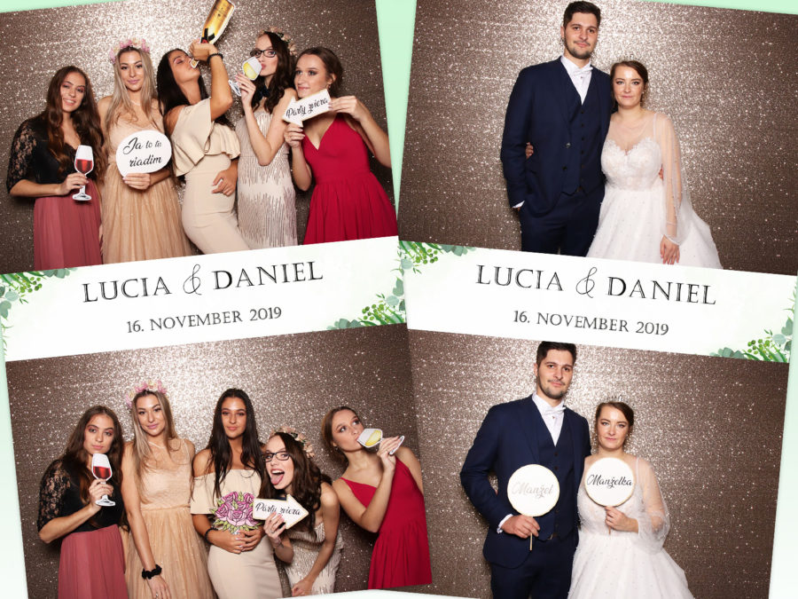 16.11.2019 | Svadba Lucia & Daniel, Penzión Rosenthal, Ružindol