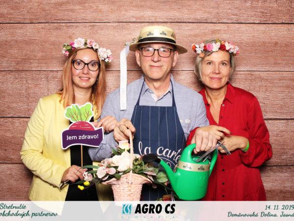 14.11.2019 | AGRO CS - Stretnutie obchodných partnerov, Hotel Družba, Jasná