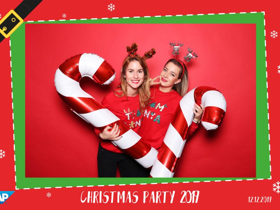 12.12.2019   SAP Christmas party 2019, Centrálna klubovňa, Bratislava