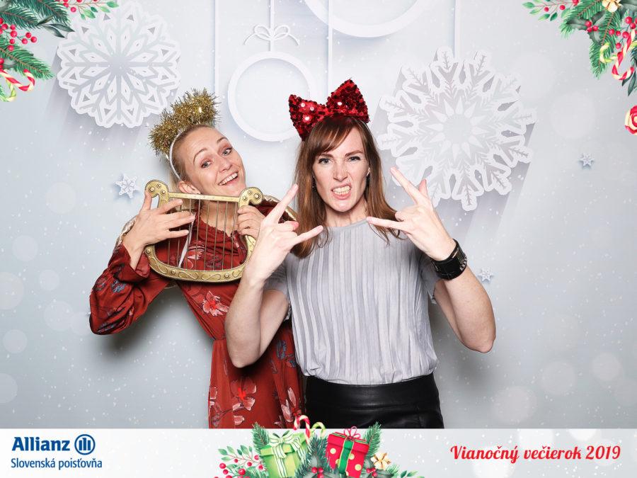 06.12.2019   Vianočný večierok Allianz - Slovenská poisťovňa, Hotel LUX, Banská Bystrica
