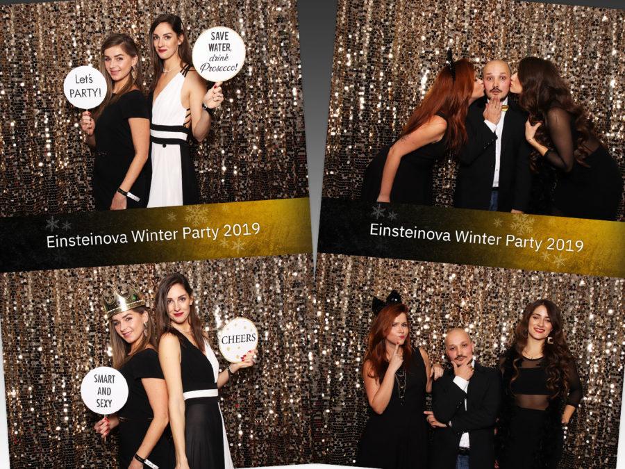 05.12.2019 | Einsteinova Winter Party 2019, Hotel Saffron, Bratislava