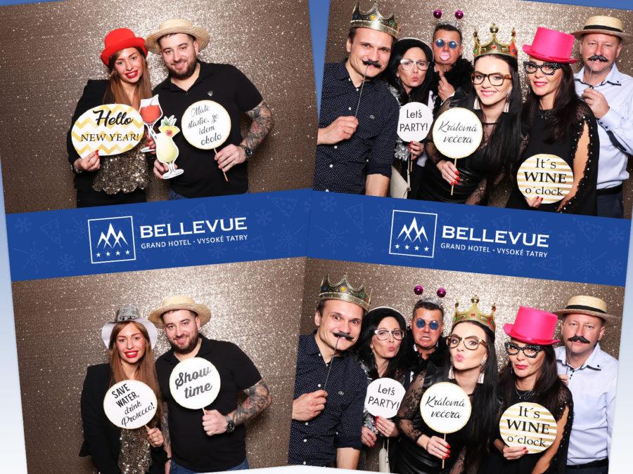 31.12.2019 | Silvester 2019, GRAND HOTEL BELLEVUE, Vysoké Tatry