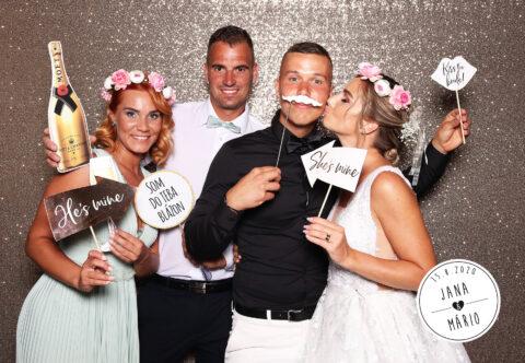 meridiana bojnice svadba fotokutik prievidza fotopostena champagne