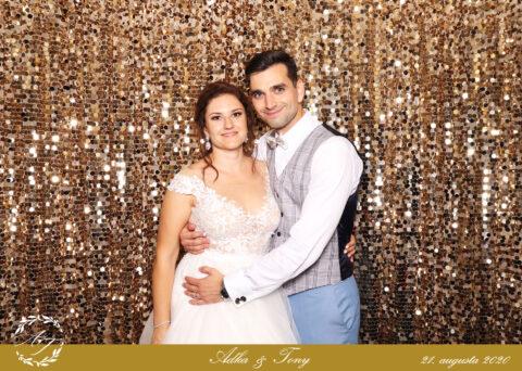 svadobny fotobox svadba hotel polom zilina fotokutik