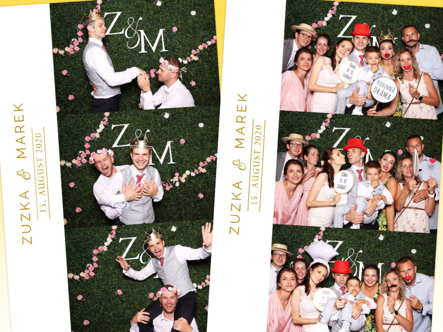 15.08.2020 | Svadba Zuzka & Marek, Boutique Hotel Pri Mlyne, Lozorno