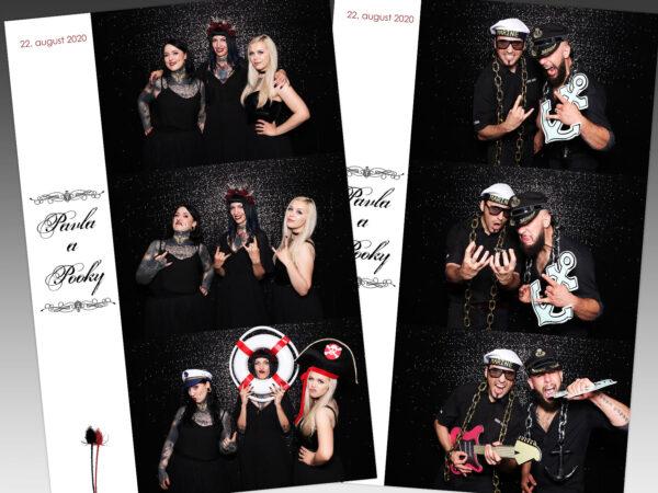 svadba bratislava fotokutik rock cafe fotopozadie glittering black