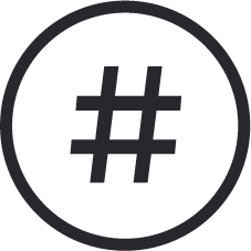 ikona2 hashtag FOTOKÚTIK.sk